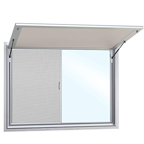 Concession Stand Trailer Serving Window with Awning Cover ...